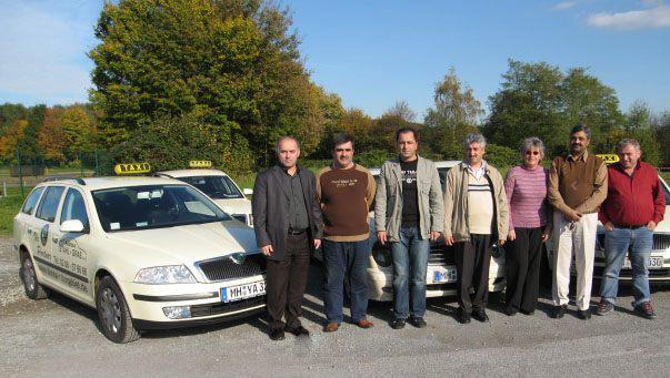 taxi-gueven-muelheim-an-der-ruhr - Bestellen Sie Ihr Taxi in Mülheim